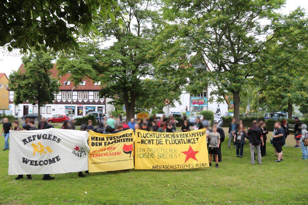 """Quelle """"Bündnis gegen Rechts Braunschweig"""""""
