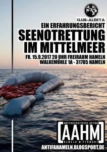 Erfahrungsbericht: Seenotrettung im Mittelmeer