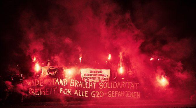Niedersachsen: Razzien im Zuge von G20-Ermittlungen